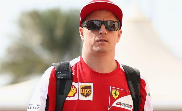 Kimi Räikkönen on F1-toimittaja Leo Turrinin suosikkikuskeja.