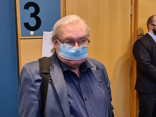 Pekka Kataja pahoinpideltiin kotonaan Jämsässä 17. heinäkuuta 2020.