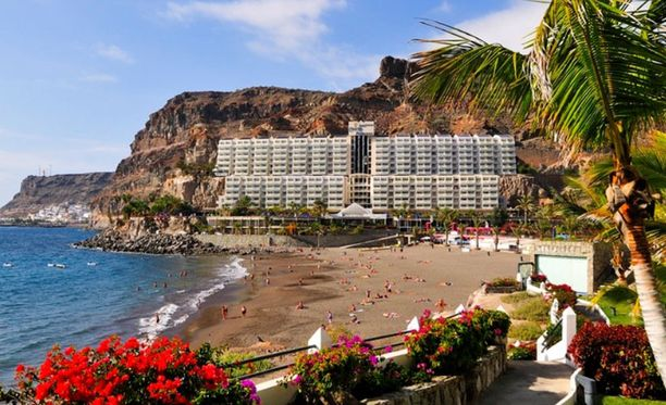 Paradiso Lago Tauritossa on vapaa pääsy hotellin vesipuistoon koko loman ajan.