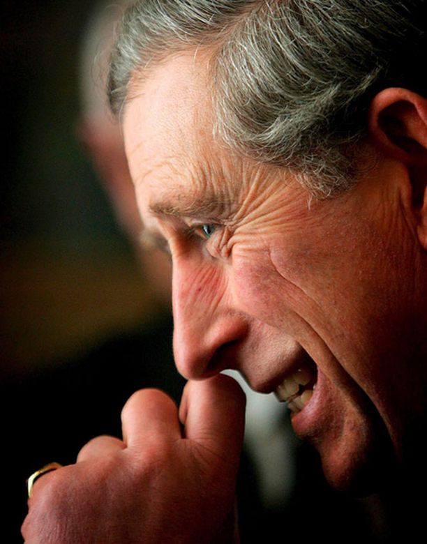 Prinssi Charles juhlii tasavuosia suurin menoin.