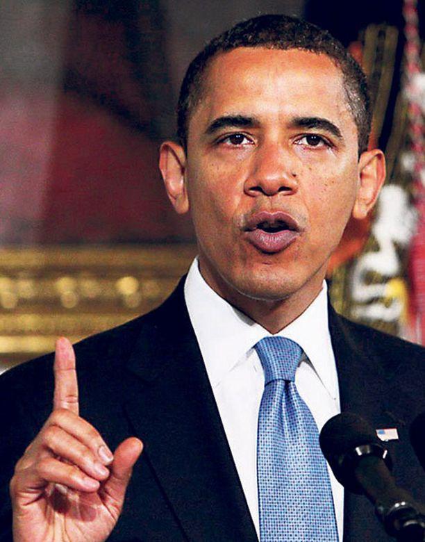 Barack Obaman ulkopolitiikan painopiste on Afganistanissa. Sota on laajentunut Pakistaniin.
