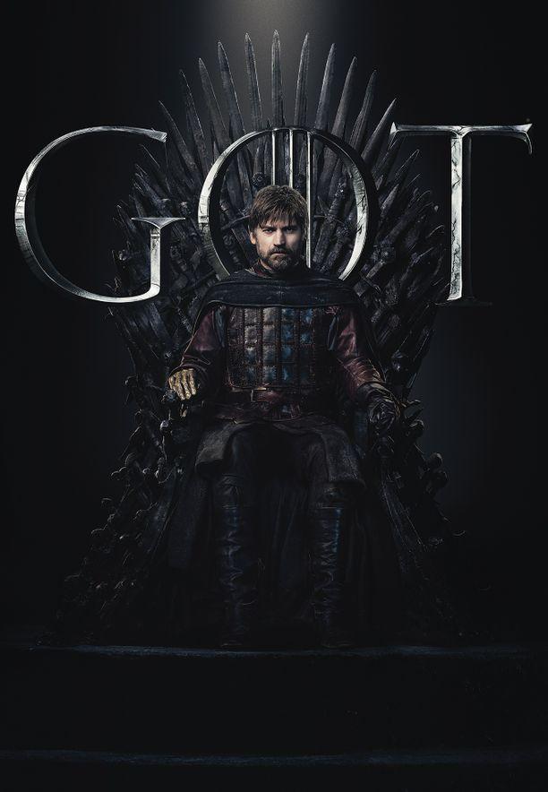 Jaime Lannister (Nikolaj Coster-Waldau) on kehittynyt sarjan edetessä valtavasti. Kenen puolella Jaime taistelee talven tultua?