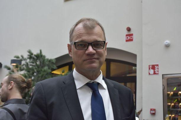 Juha Sipilä. Rohkea uhkapeluri. Kohta entinen puheenjohtaja?