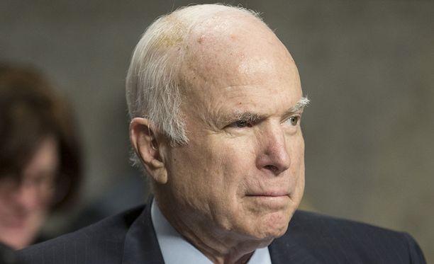 Arizonan senaattori John McCain on ollut pitkään värikäs hahmo Yhdysvaltojen poliittisella kentällä.