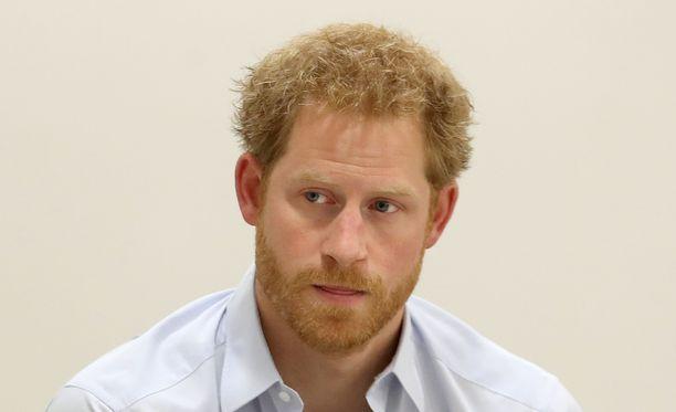 Prinssi Harry on sanonut nyt, että hänessä ja Dianassa on paljon samaa.
