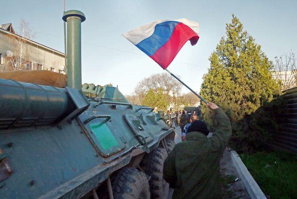 Venäjä tuskin tekee äkkiliikkeitä Trumpin ja Putinin tapaamisen alla, mutta Venäjä voi yllättää kuten se teki Krimin miehityksen suhteen vuonna 2014.