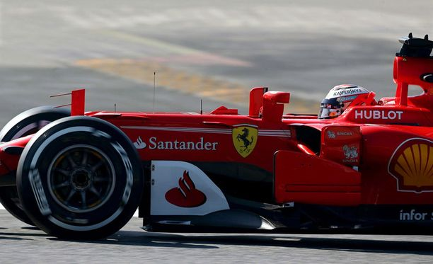 Kimi Räikkösen Ferrarin kehitystyö on ottanut mittavan - ja kalliin - harppauksen.