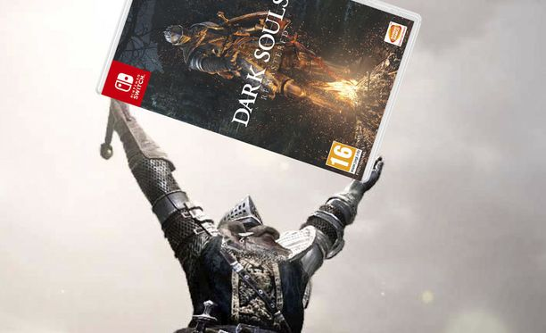 Dark Souls: Remastered saapuu Switchille 25.10.