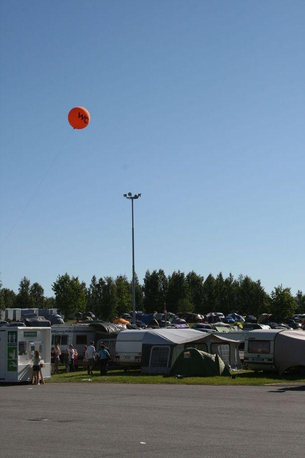 Suviseurat järjestetään tänä viikonloppuna Porissa.