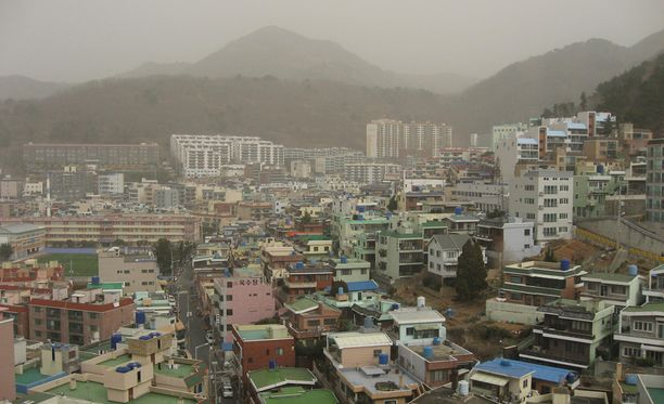 Murha tapahtui Busanin kaupungissa Etelä-Koreassa. Kuvituskuva.
