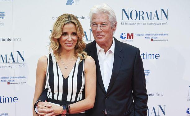 Richard Gerestä tulee taas isä, uutisoi espanjalainen uutissivusto ABC.