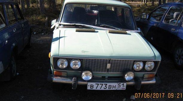 Tarjolla olisi aito hyvin varusteltu Lada 2106 (1600) Neuvostoliiton toiseksi viimeiseltä vuodelta 1989.