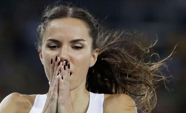 Joanna Jozwik ajautui somemyrskyn silmään Riossa.