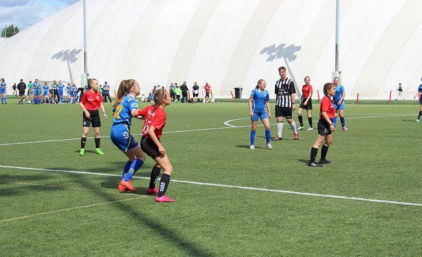 Lauantai on Helsinki Cupissa finaalipäivä.
