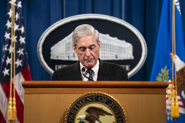 Robert Mueller ei pystynyt Venäjän vaalihäirintää koskevassa tutkinnassa osoittamaan rikoksen tapahtuneen.