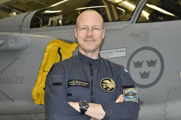 Ruotsalaiset ottelu koneet