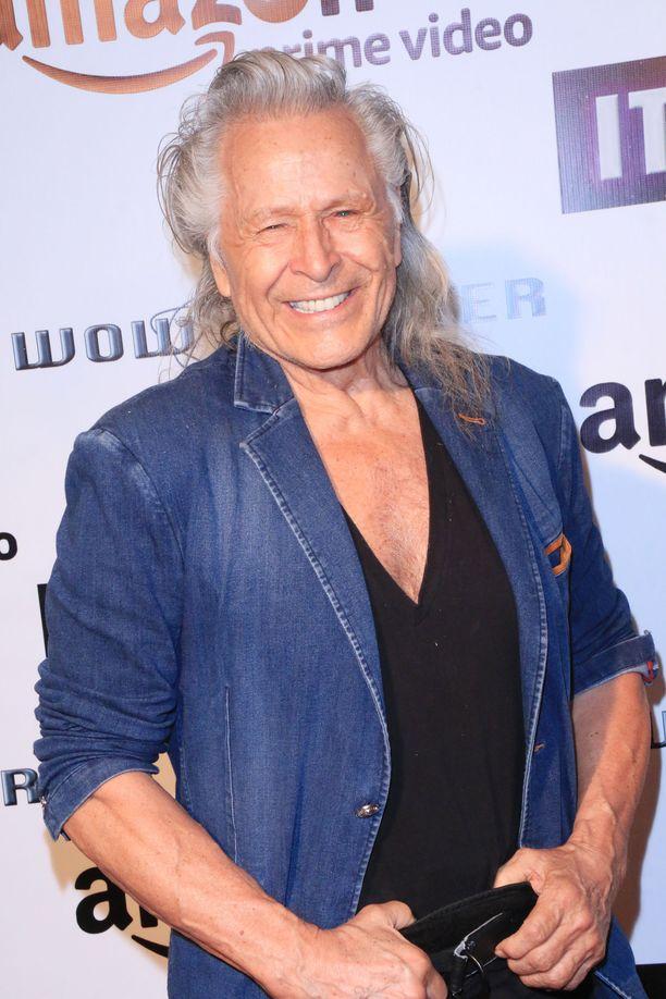 Peter Nygård kuvattuna Los Angelesissa vuonna 2017.