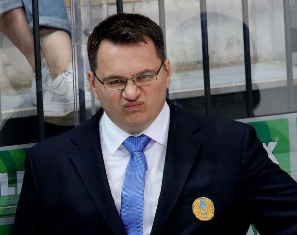 Valmentaja Andrei Nazarov kommentoi MM-kisojen perumista hyvin isänmaalliseen sävyyn.
