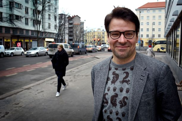 Ville Niinistö on kokenut Linnan juhlien kävijä.