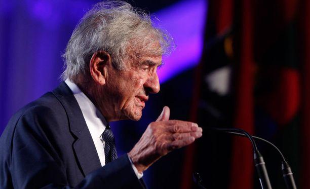 Holokaustin uhrien muistoa ylläpitänyt kirjailija ja aktivisti Elie Wiesel on kuollut.
