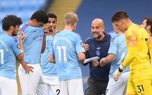 Liverpoolin ja Manchester Cityn kamppailussa panoksena maine ja kunnia – nyt ropisee maaleja