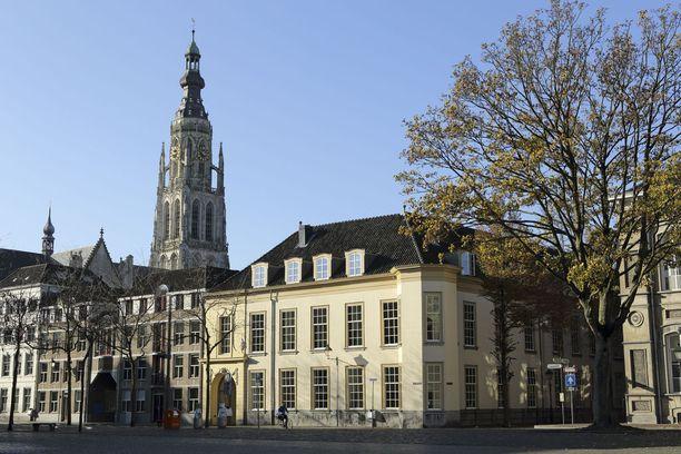 Bredassa koettu monia Alankomaiden historian käänteitä.