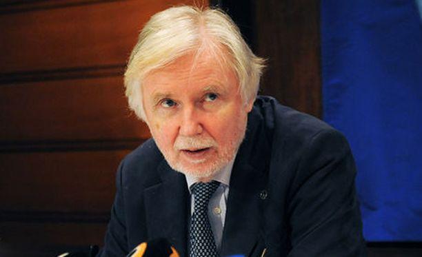Erkki Tuomiojan mielestä Ukrainalle EU-sopimuksen teosta muodostui eräänlainen kaupankäynnin väline.