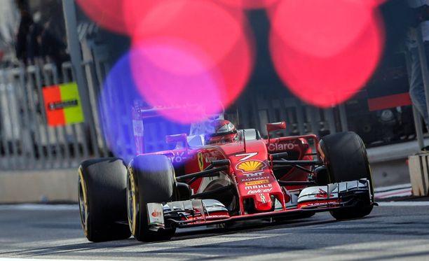Mitä ilmeisimmin Kimi Räikköselle suunnattu viesti saattoi rikkoa F1-sääntöjä.