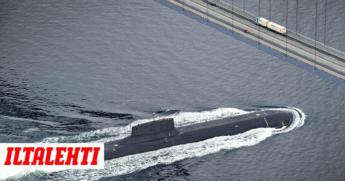 Maailman Suurin Sukellusvene