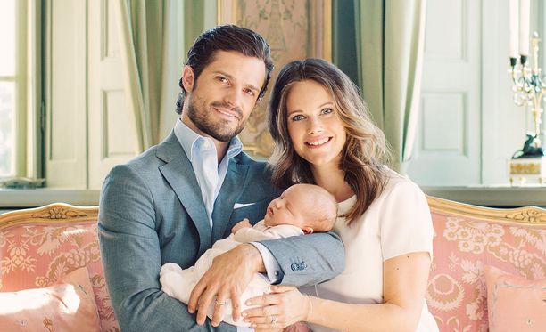 Prinssi Alexander täyttää heinäkuussa kolme kuukautta.