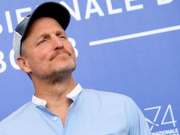 Näyttelijä Woody Harrelson muistetaan muun muassa True Detective -sarjan ensimmäiseltä tuotantokaudelta.