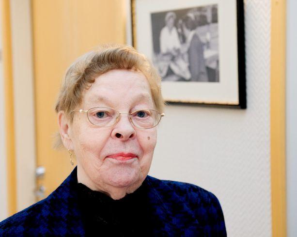 Kyllikki Tapola kuoli 19. syyskuuta 84-vuotiaana.