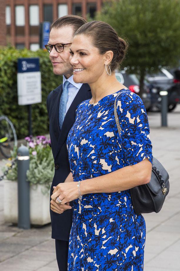 Prinssi Danielin ja kruununprinsessa Victorian esikoinen aloitti koulun elokuussa.