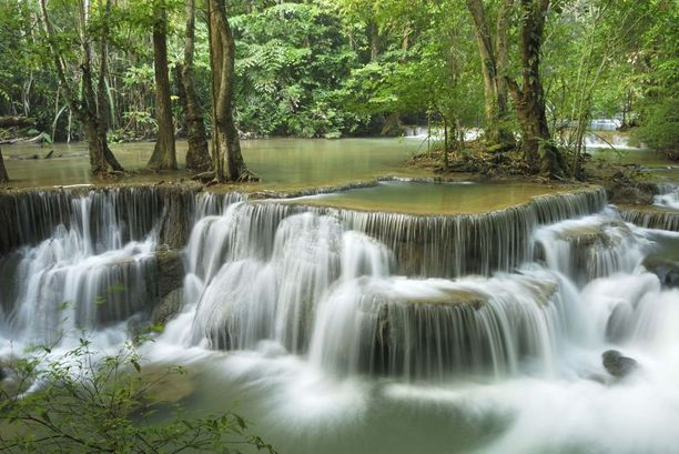 Thaimaan luonnosta löytyy paljon ihasteltavaa.