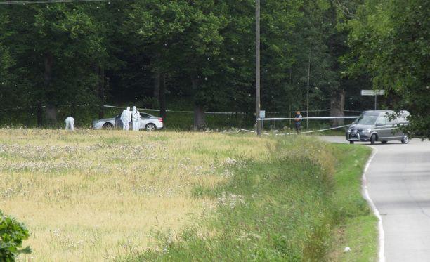 Poliisi tutkii Ruissalossa paljastunutta henkirikosta murhana.