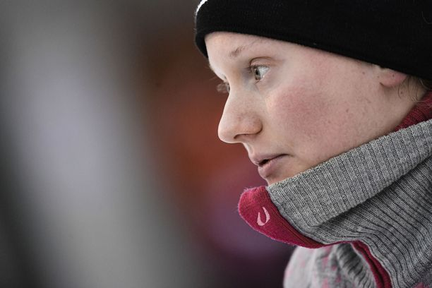 Johanna Matintalo loukkasi lonkkansa lauantaina Taivalkosken Suomen cupissa.