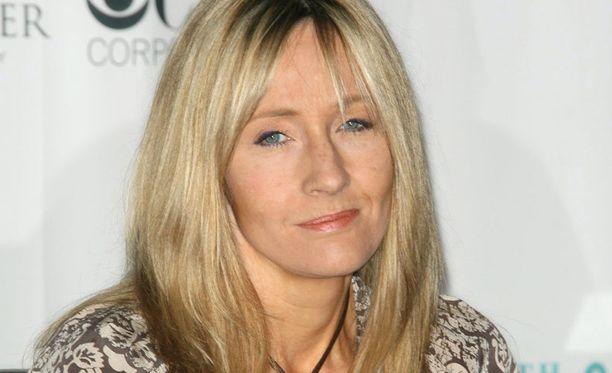 Harry Potter on tehnyt J.K. Rowlingista rikkaan naisen.