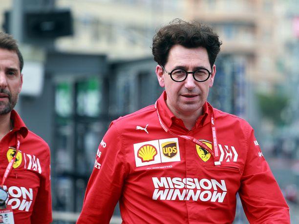 Ferrari ei ole yltänyt Mattia Binotton aikakaudella odotetun kaltaisiin tuloksiin. Talli harkitsee uusien ihmisten tuomista Maranelloon.
