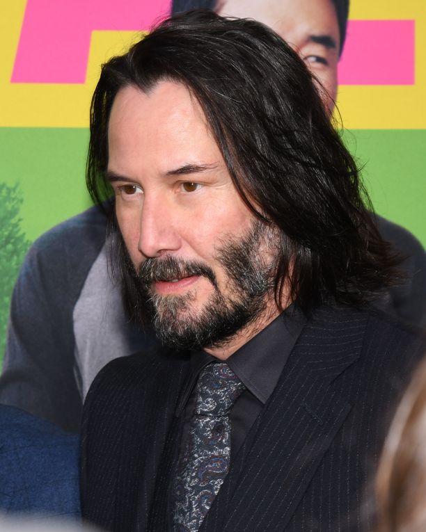 Keanu Reevesin käytöstä kiitellään.