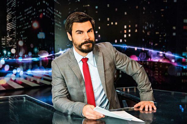 Stand up -koomikko Jukka Lindström asuu nykyään Belgiassa.