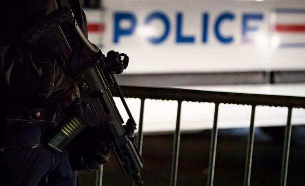 Bataclanin aloituskonsertissa turvallisuudesta vastasi poliisivartio.