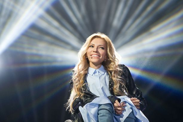 Julia Samoilovalle ollaan järjestämässä poikkeuksellista tapaa osallistua Euroviisuihin.