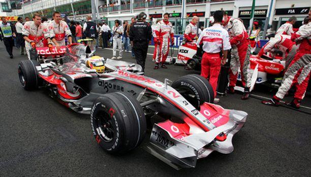 McLaren-talli ei ole vielä kertonut julkisuuteen hyllyttämänsä työntekijänsä nimeä.