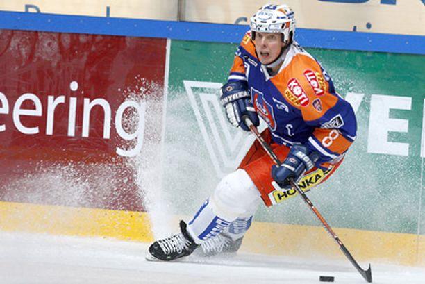 Janne Ojanen lupaa olevansa samanlaisessa pelikunnossa, kuin tavallisesti tässä vaiheessa kautta.