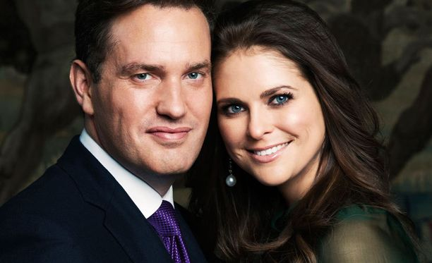 Chris O'Neill ja Madeleine saavat lapsen.