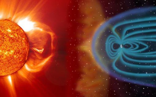 Onko Maan magneettikenttä keikahtamassa ympäri ensi kertaa 780 000 vuoteen? Satelliitit ja muuttolinnut voivat seota täysin