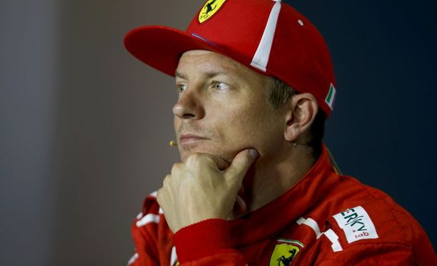 Kimi Räikkönen ajaa kaksi seuraavaa kautta Sauberilla.