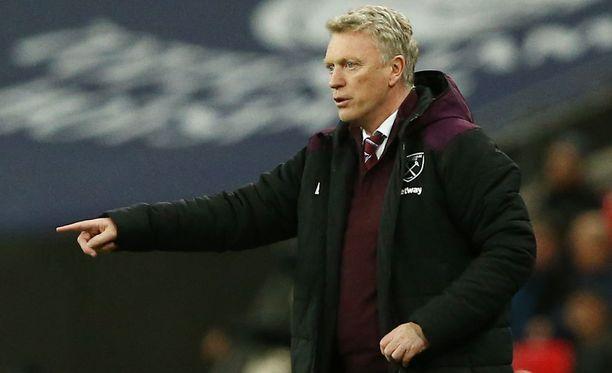 David Moyesin manageroima West Ham isännöi tänään Stokea, joka on Valioliigassa putoajan paikalla toiseksi viimeisenä.
