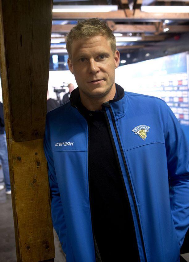 Jääkiekkoilija Mikko Koivusta tuli maanantaina kaksinkertainen isä.