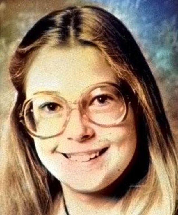 Tältä Michelle Welch näytti 12-vuotiaana.